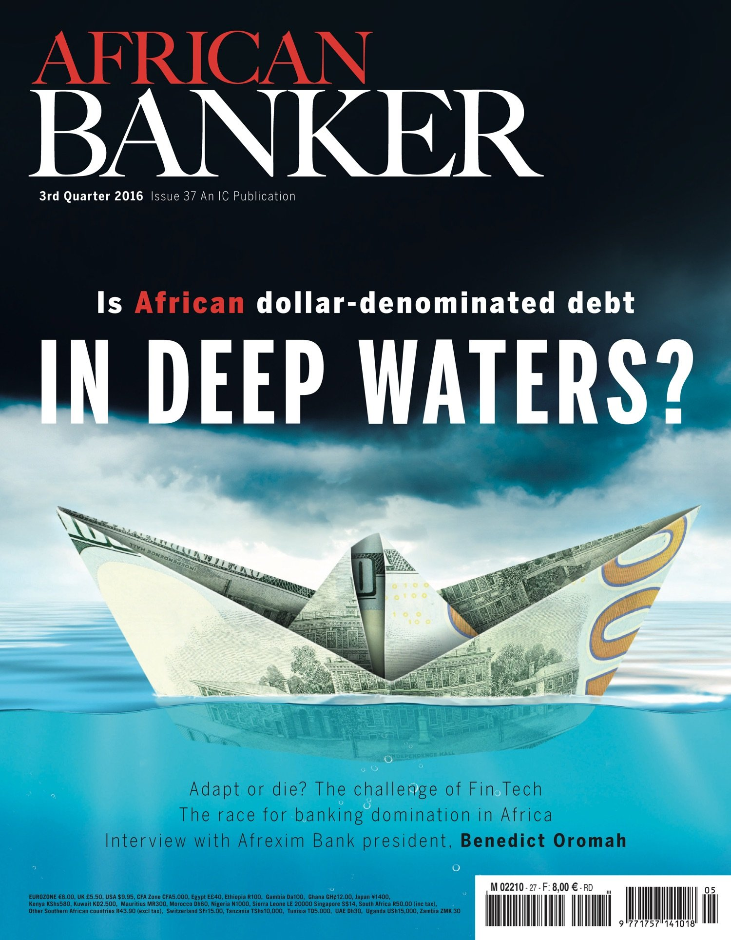 African Banker Magazine