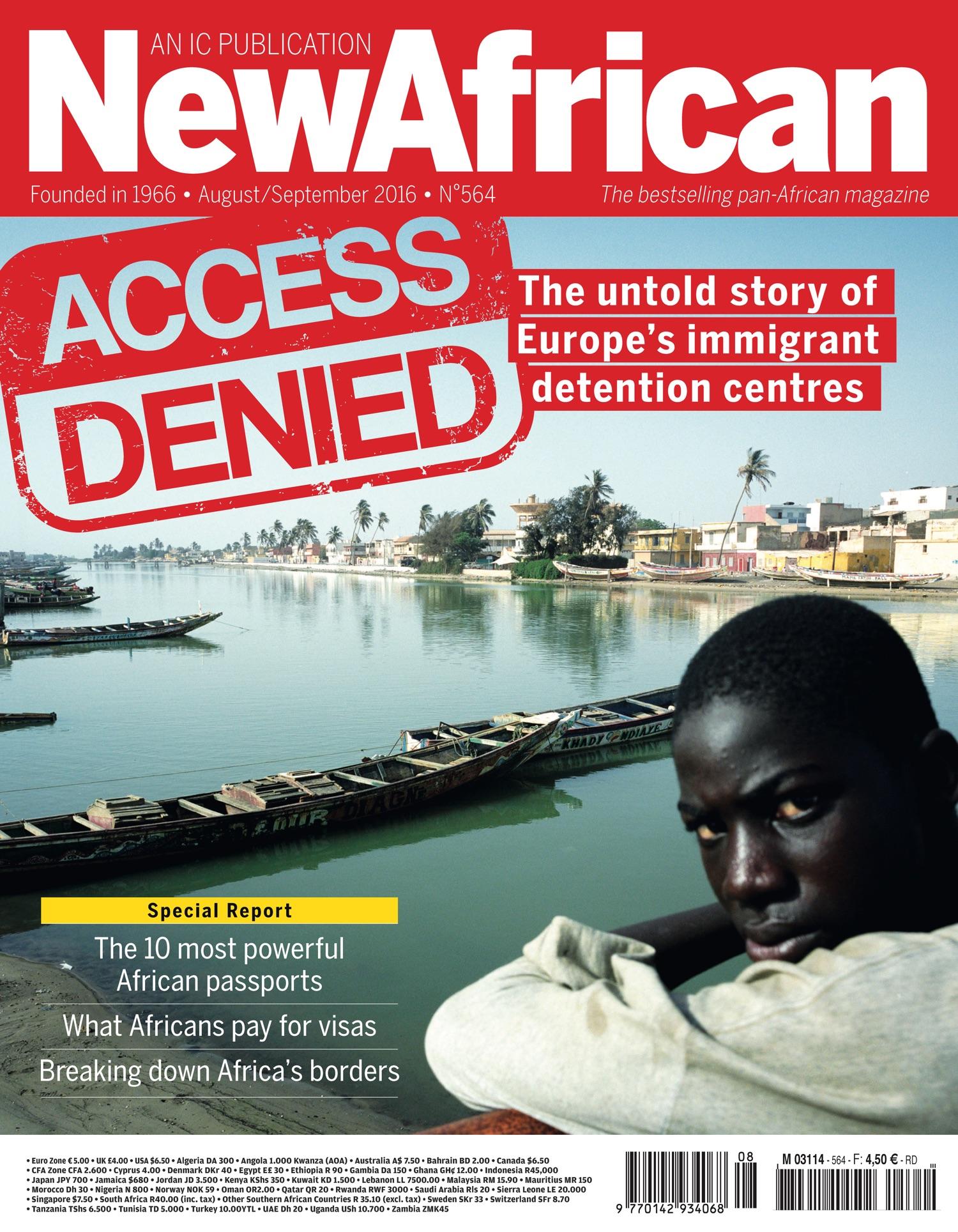 New African Magazine