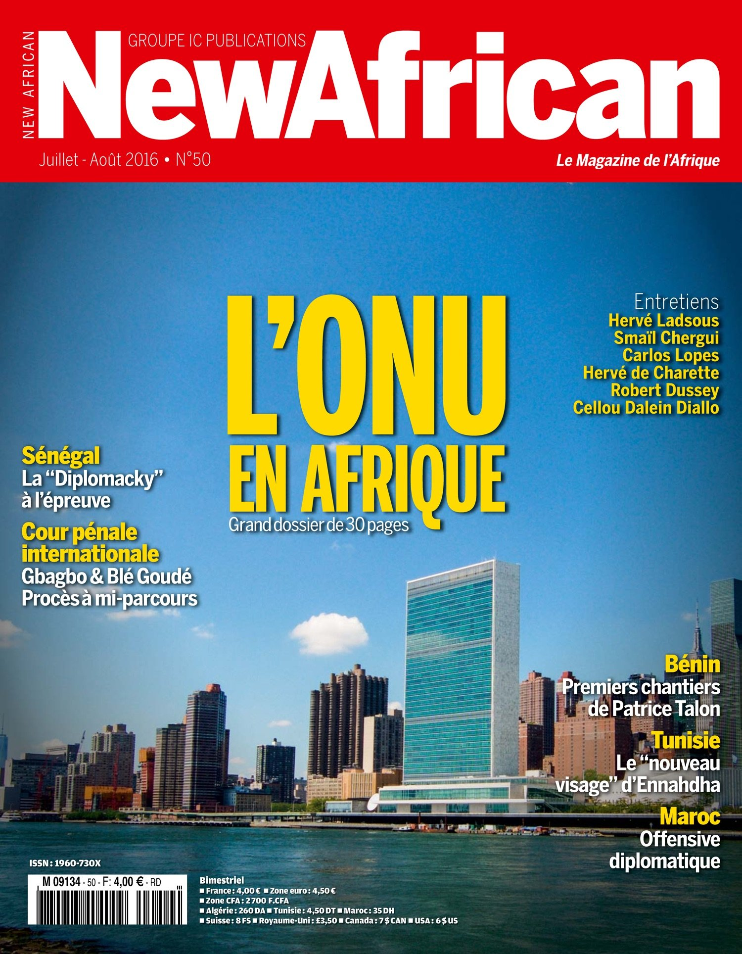 New African Magazine - Francais