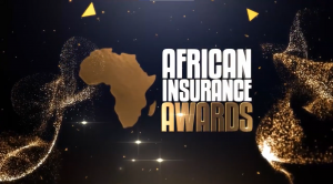 Logo of the African Insurance Awards.
