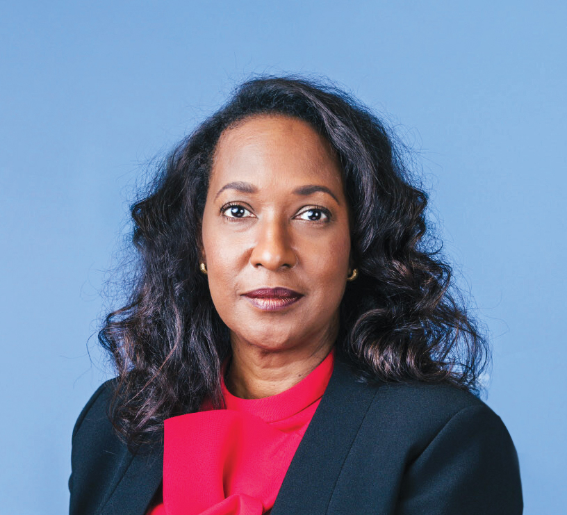 Pamela Coke-Hamilton, Executive Director, International Trade Centre (ITC)