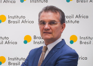 João Bosco Monte, president of the Brazil Africa Institute.