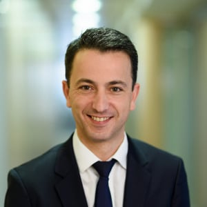 Gregory Clemente, CEO of Proparco.